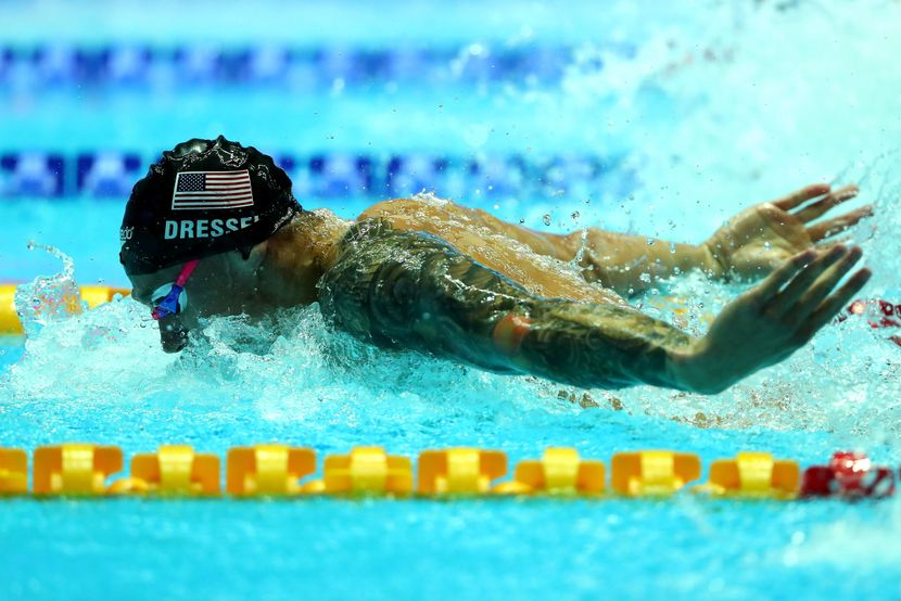 """Caeleb Dressel (USA): I don't want to be famous"""""""