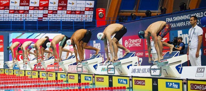 Kazan looks ahead to the Swimming World Cup on 1 – 3 November
