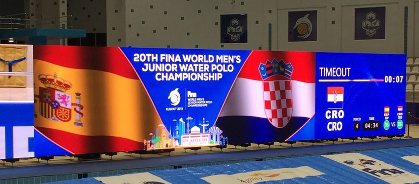 Day 8: Serbia to play Greece in Junior World Champs golden final
