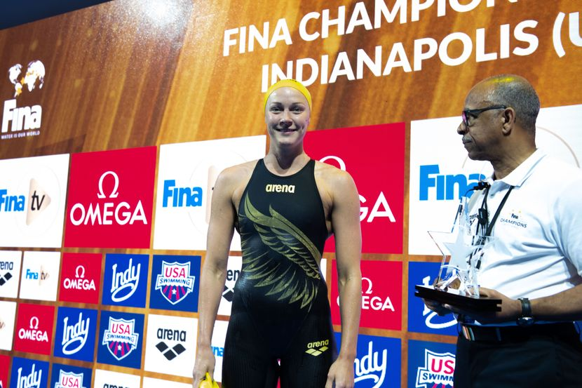 CSS, Indianapolis, Day 2:  Final edition of the FINA Champions Series ends strong in Indianapolis