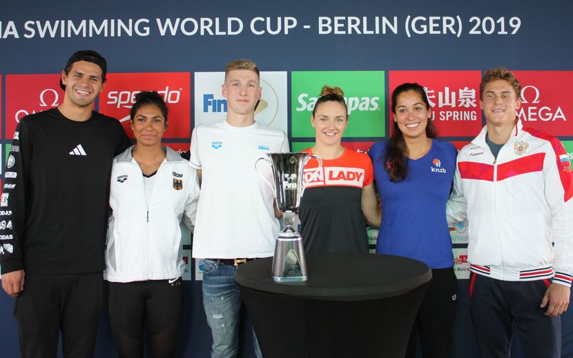 Hosszu looks to claim 300th win to add to her bucketful of medals in Berlin