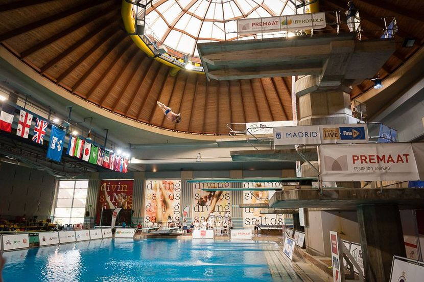 PR 51 – Chinese women dominate Diving Grand Prix in Madrid
