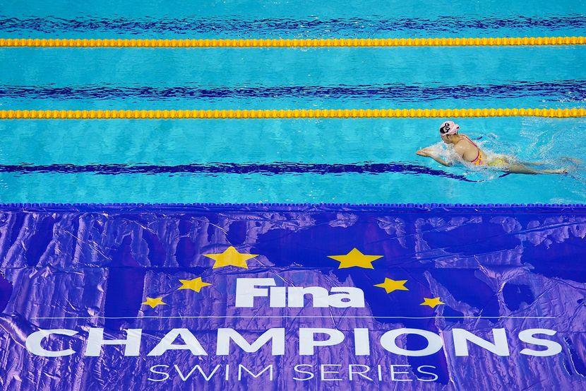 PR 81 - FINA Champions Swim Series: 2020 edition in Shenzhen (CHN) and Beijing (CHN)