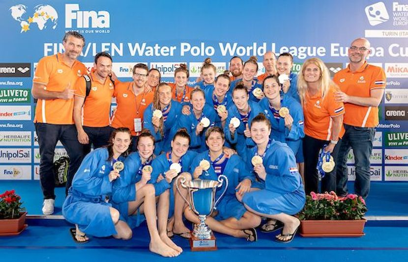 Europa-Cup Final, Turin, Day 3: Gold medal to the Netherlands, silver to Russia