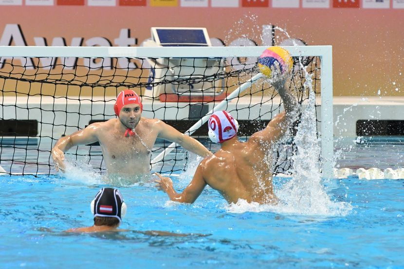 Day 5: Austria-Singapore Challengers' Cup gold-medal final