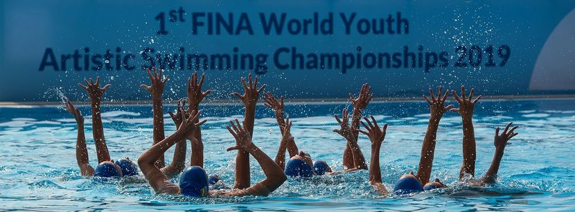 Motivation talk by Ona Carbonell and amazing Opening ceremony kicked off the inaugural FINA Youth Artistic Swimming Worlds