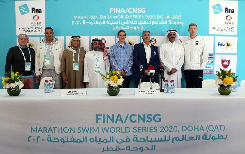 PR 5 - MSWS: Strong field ready to start 2020 season in Doha (QAT)