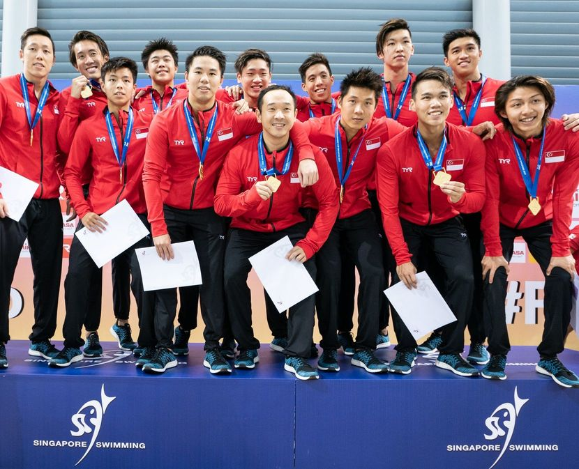 PR 84 – WP Challengers Cup: Singapore wins at home