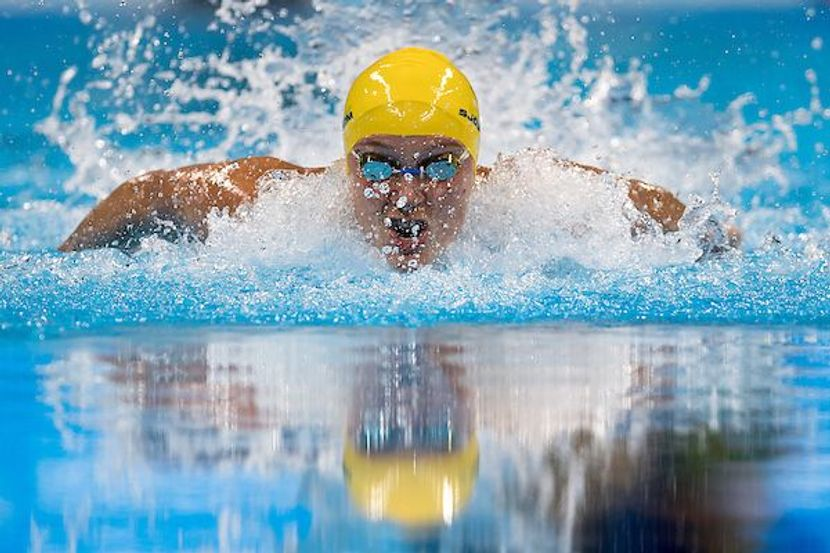 """PR 9 - Swimming stars say """"yes"""" to new Champions Series"""