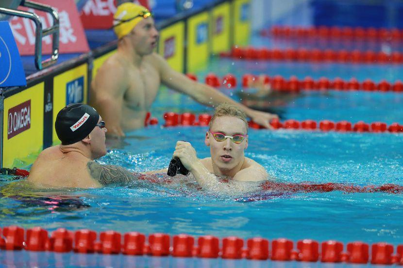 Shenzhen, Day 2: Two gold for Minakov and Hosszu; Sun Yang wins the 400m