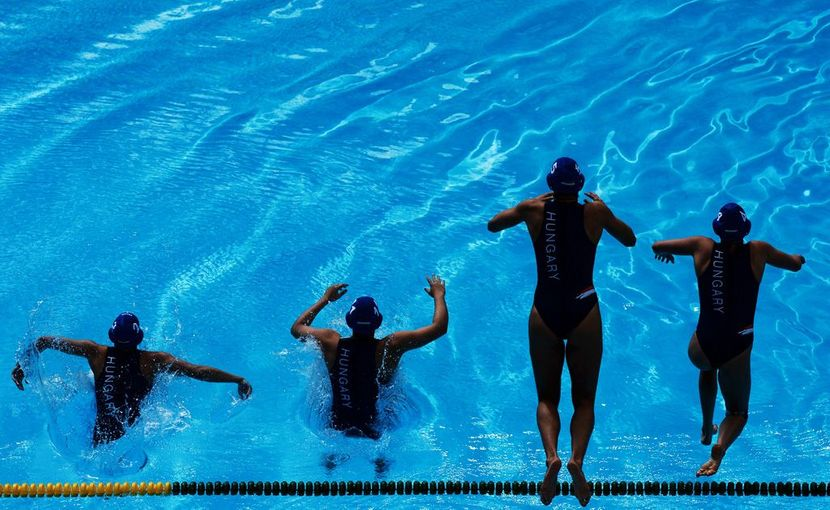 FINA WL Super Final: Budapest welcomes 8 women's water polo nations