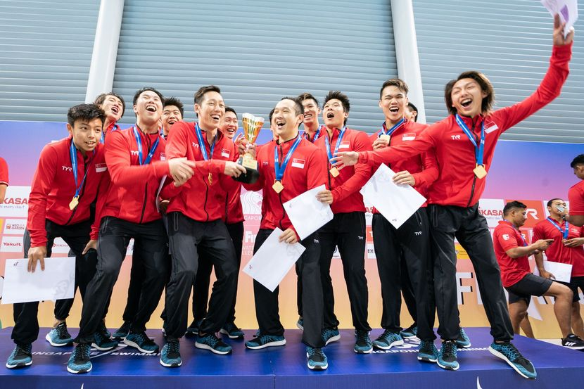 Day 6: Singapore stuns Austria for Challengers' Cup gold medal