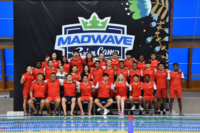 FINA holds first-ever training camp in Kazan (RUS)