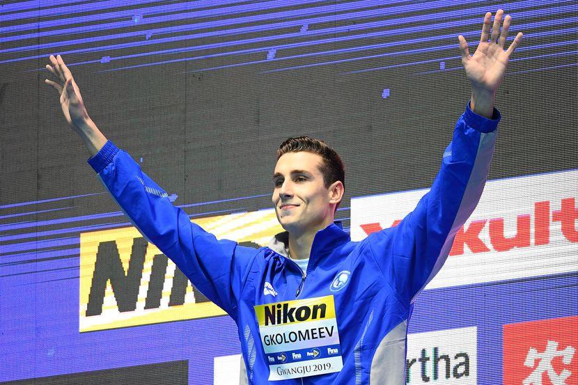Gkolomeev (GRE): Ready to make history in Tokyo