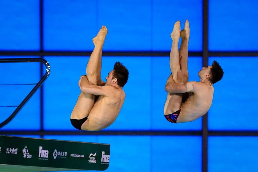 DWS, London, Day 1: Great Britain and Australia snatch two golds destined for China