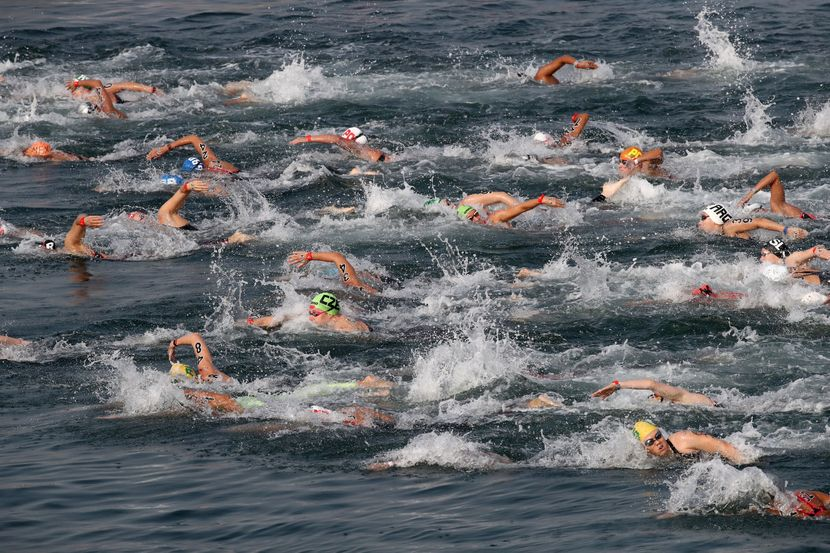 PR 94 - Eleven-leg circuit for open water stars in 2020