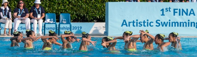 Youth Artistic Swimming Worlds, Samorin, Day 4: medals on offer grabbed by 5 nations