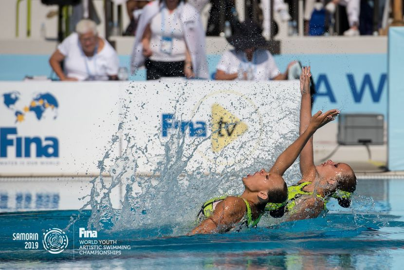PR 75 – Russia stands out at inaugural FINA World Youth artistic swimming championships
