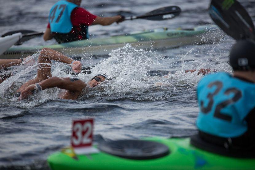 Rasovszky (HUN) and Bridi (ITA) win sprint finishes in Lac Megantic 10km