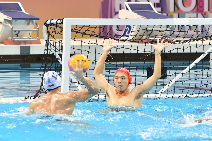 Day 4: FINA Water Polo Challengers' Cup in Singapore