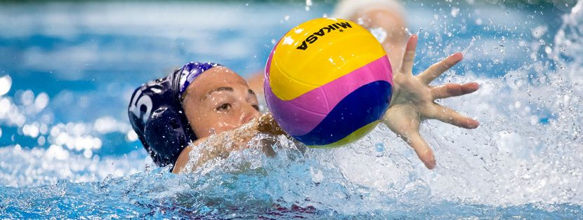 WPWL Super Final (women), Budapest, Day 2: USA and Italy top their groups
