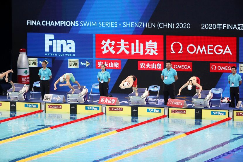 Shenzhen (CHN), Day 1: China delights fans with five gold