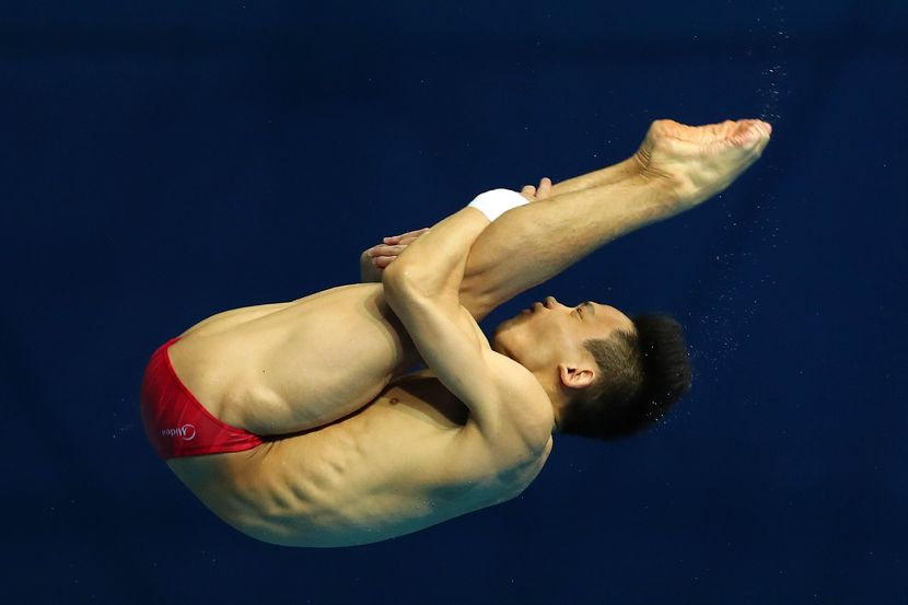 Diving, Day 9: Flawless 10m final gives 12th gold for China