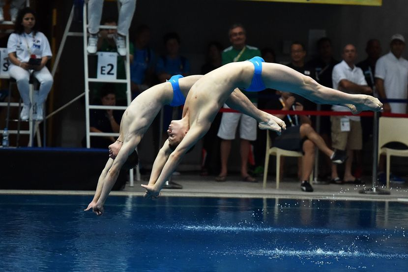 Jr.Diving Worlds 2018, Kyiv, Day 3: China produces wins and flurry