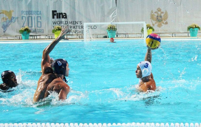 PR 61 - New Water Polo rules to be tested at 4th Men's Youth Water Polo Championships in Szombathely (HUN)