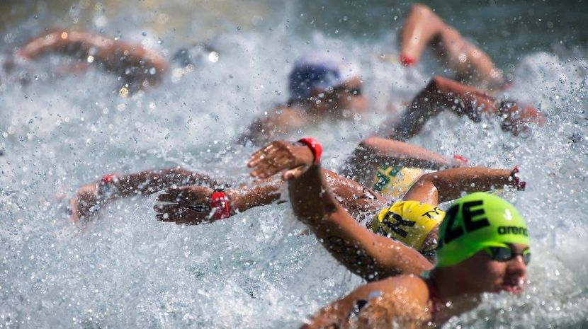 PR 64 - Italy rules the women's race in Lake Ohrid