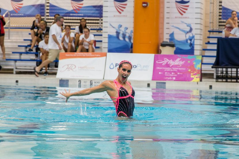 Day 3 - FINA Synchro World Series: Spain Wins Solo and Duet Gold, U.S Wins Mixed Duet