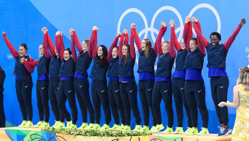 Water Polo, Women's final and bronze matches - US retain title, their reign is unchallenged
