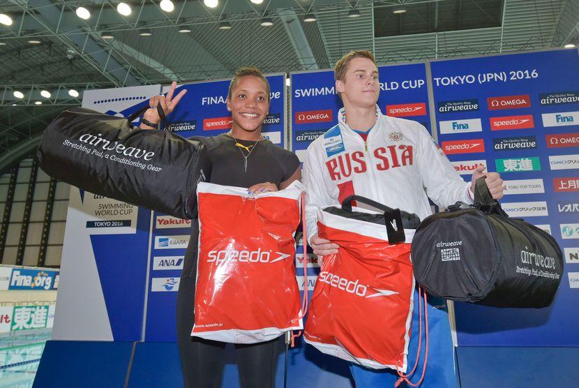 SWC 2016, Tokyo, Day 2: Atkinson smashes 50m breast World Record