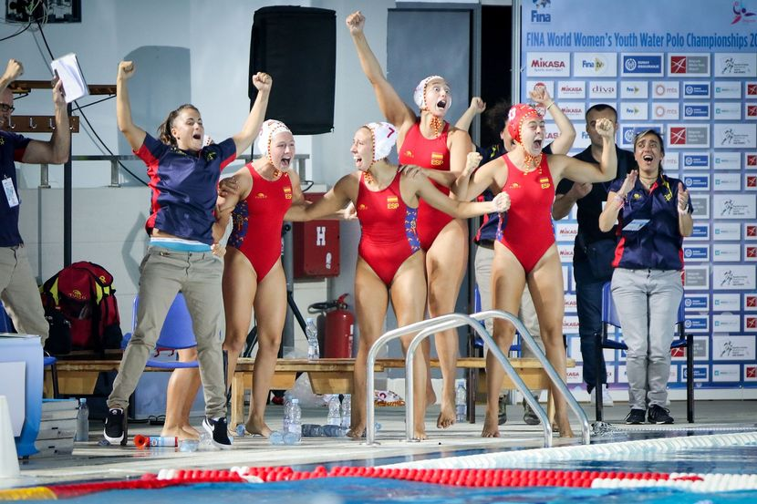 Women's Youth World Championships, Belgrade, Day 7