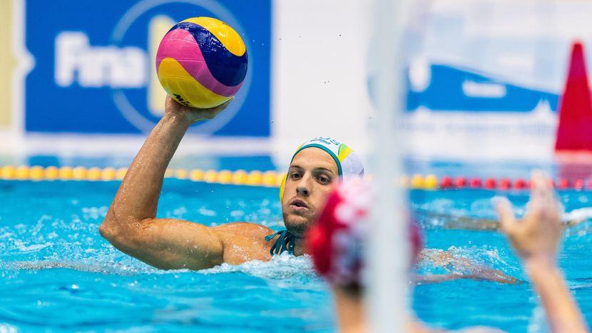 Berlin 2018, Day 4: Australia kicks out Croatia from the semis