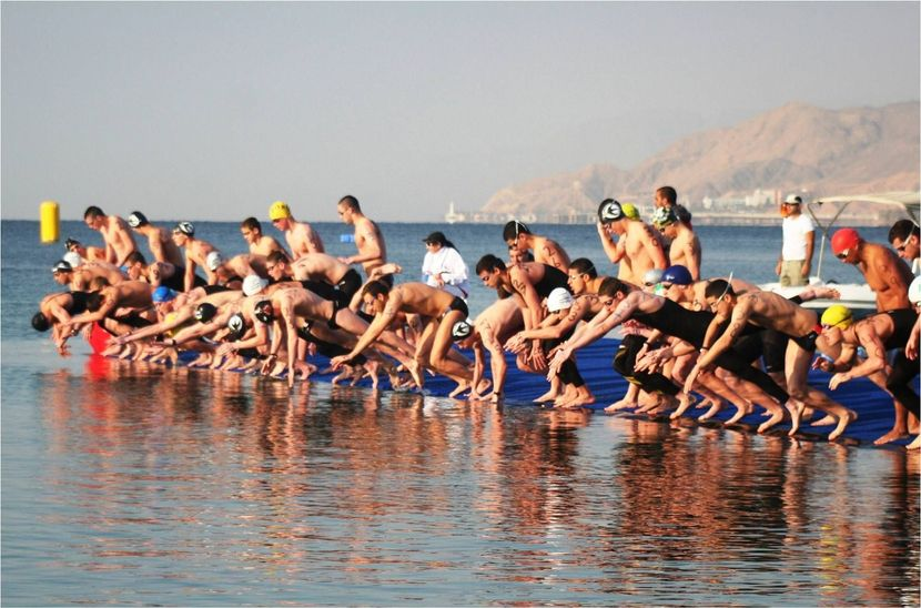 PR 70 - More than 210 young long distance swimmers head to Eilat (ISR)