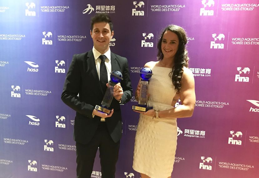 FINA Aquatics Gala mobilises social media users in China