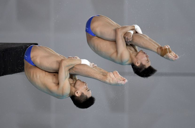 Diving World Cup, Wuhan, Day 5: Chen Aisen/Yang Hao clinch China's 7th gold medal