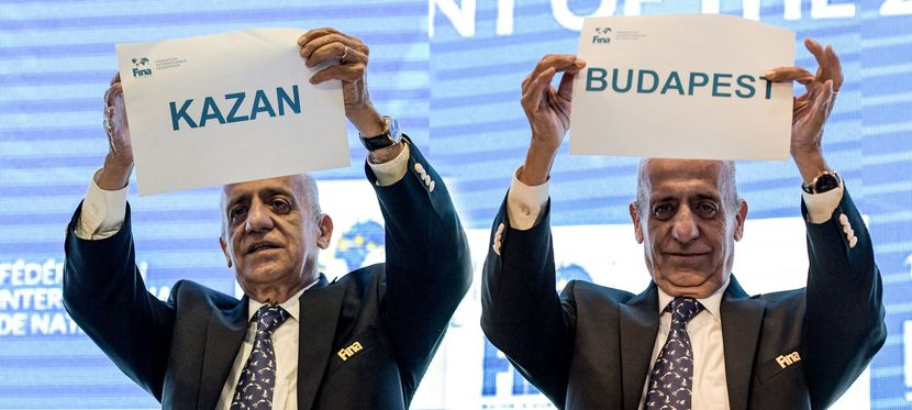 PR 53 – Note in your agendas: Kazan 2022 and Budapest 2024!