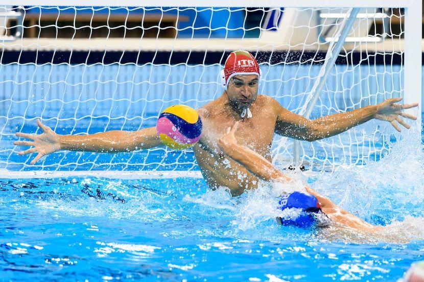 Water Polo, Men's quarter-finals - Golden oldies: Croatia v Serbia in the final