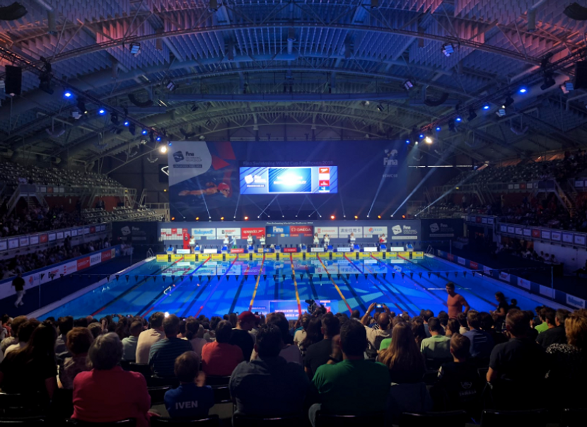 2018 FINA Swimming World Cup – Eindhoven, Finales Day 3