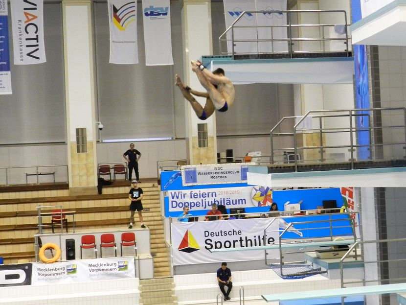 PR 8 - Rostock to welcome 22 nations for first of nine FINA Diving Grand Prix 2019