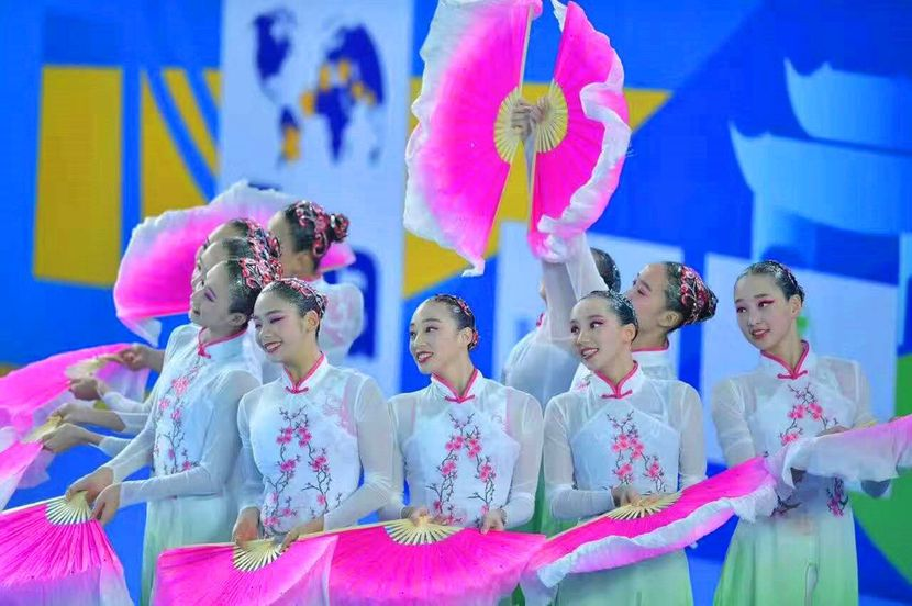 China claim overall gold at FINA synchro swimming world trophy, Russia take the mixed duet gold home
