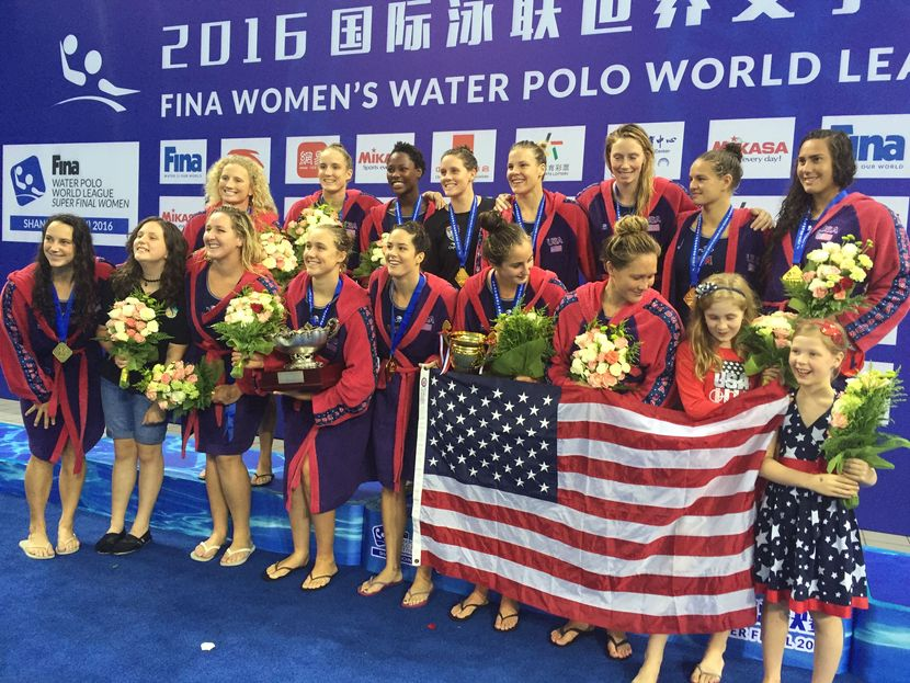 WPWL Super Final, Shanghai, Day 6: USA crowned World League Champion for third consecutive year