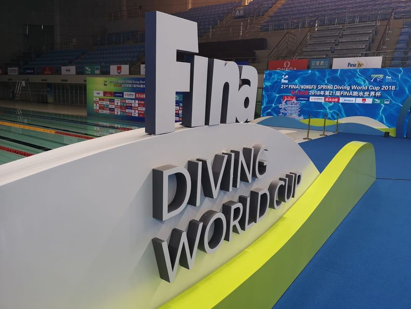 Diving World Cup, Wuhan, Day 1: China shines with two golds