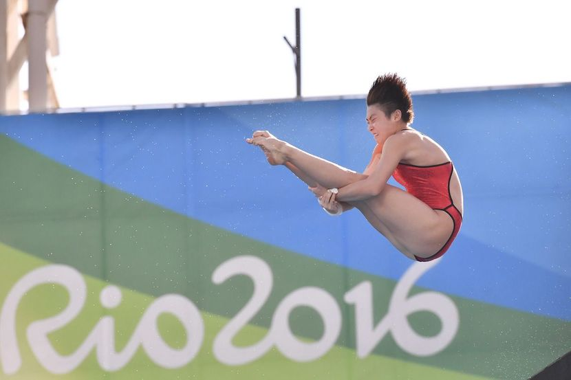 Diving, Women's 10m semi-finals- Si Yajie points China towards more diving gold