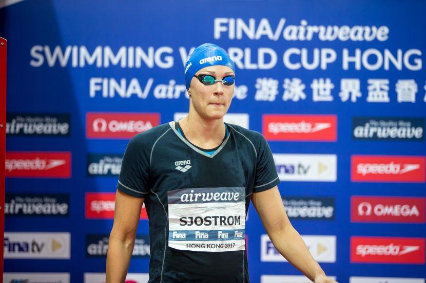 Morozov makes waves and Sjostrom shines at SWC Hong Kong