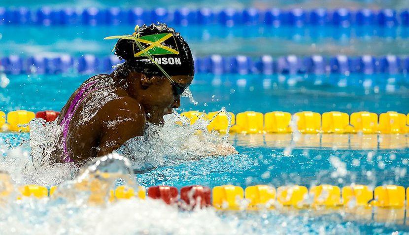 Alia Atkinson: Jamaica's Tour de Force