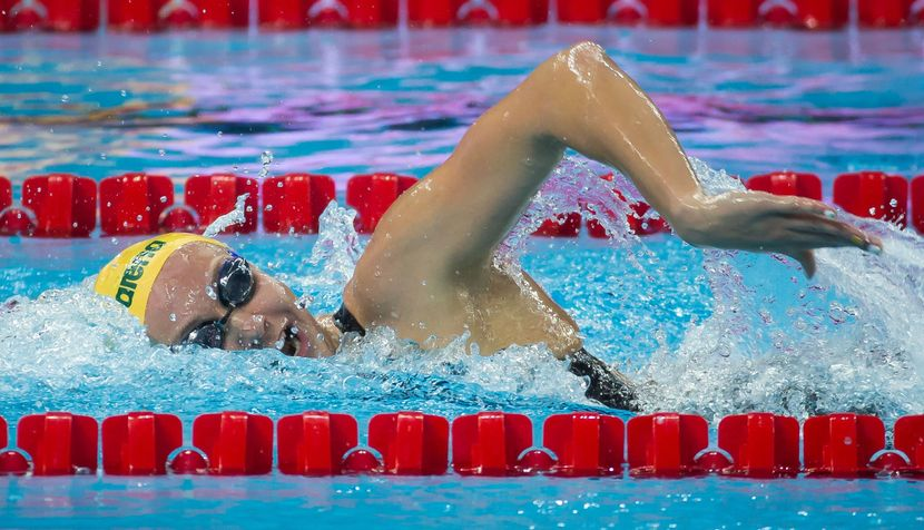 Hangzhou, Day 4: Titmus (AUS) excels and Russia collects gold