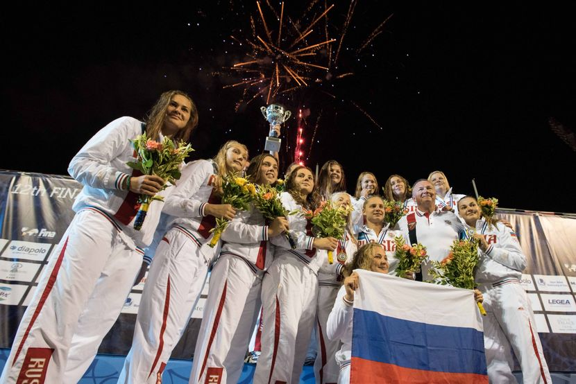 Greek drama: Russia clinches gold after 11 rounds of penalties